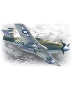 ICM 48161 Mustang P-51A - WWII American Fighter 1/48