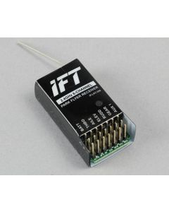 IFT 1306 6-Channel Park Flyer Receiver: Evolve 300 CX