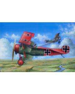 ILOVEKIT 62403 Fokker Dr.I 1/24