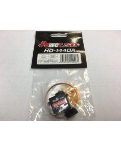 Power HD 1440A  Micro Coreless Motor Plastic Gear Servo