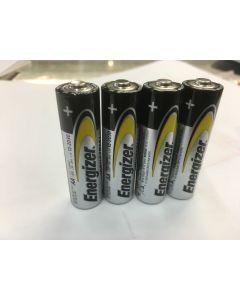 Energizer EN19-4 AA Alkaline Manganese Dioxide 1.5V Batteries 4pcs