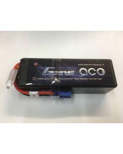 Gens Ace 5000-50C LiPo Battery  5000mAh 50C 11.1V Hard Case (EC5 Plug)