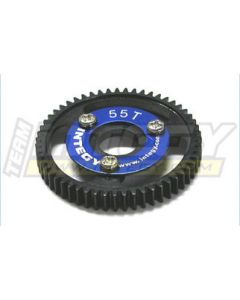 Integy T3654 55T Steel Spur Gear for T-Maxx3.3 & Jato