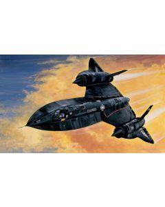 Italeri 0145 Lockheed Martin SR-71 Black Bird with Drone 1/72