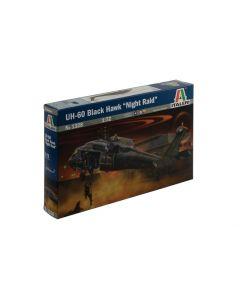 """Italeri 1328 UH-60 Black Hawk """"Night Raid"""" 1/72"""