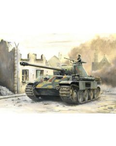 Italeri Warlord Games 15752 Sd. Kfz. 171 Panther Ausf. A 1/56 28mm