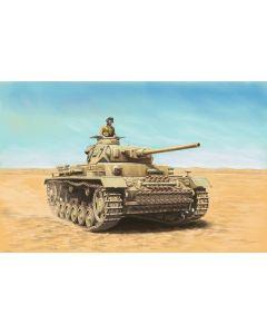 Italeri Warlord Games 15757 Pz. Kpfw. III Ausf. J/L/M/N 1/56 28mm