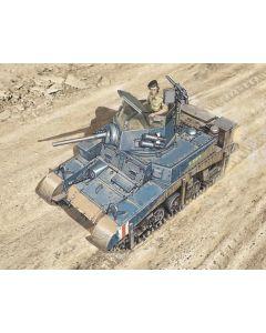 Italeri Warlord Games 15761 M3-M3A1 Stuart 1/56 28mm
