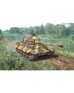 Italeri Warlord Games 15765 Sd. Kfz. 182 Tiger II 1/56 28mm