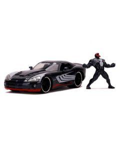 Jada 31750 Venom w/2008 Dodge Viper SRT 10 Movie 1/24