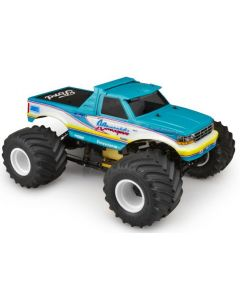 Jconcept 0404 1993 FORD F-250 MONSTER TRUCK CLEAR BODY  1/10