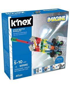 K'NEX Imagine 17021 Space Shuttle Building Set