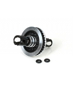 K factory K2135 E4 L/weight Front Oneway/Solid Axle (35T Pulley)