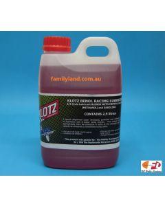 Klotz BeNOL Racing Oil Castor 2.5 litre