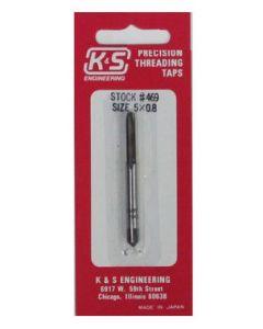 K&S 469 5mm Metric Tap