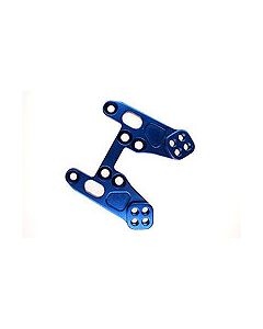 Kyosho IHW07F Alu Front Shock Stay, Blue (Mini Inferno ST/ Hop-up part for IH21B)