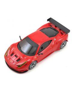 Kyosho MINI-Z Racer MR-03 Sports 2 Readyset Ferrari 458 Italia GT2 Red 1/27