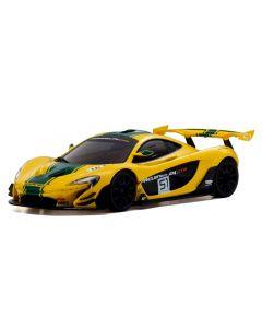 Kyosho MINI-Z RWD Series Ready Set McLaren P1™ GTR Yellow/Green 1/27