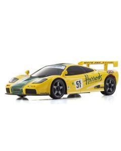 Kyosho MINI-Z RWD Series Ready Set McLaren F1 GTR No.51 LM 1995  1/27