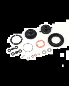 Kyosho LA375-01 Center Diff. Gear Case Set(ZX6.6)