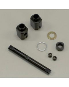 Kyosho IGW008-01  2-speed shaft set (shoe type/GT2/ Compatible IG108)