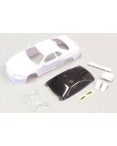 Kyosho MZN168 NISSAN SKYLINE GT-R R34 White Body set 1/27