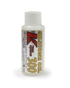 Kyosho SIL0300--8 Silicone Oil #300 (80cc)