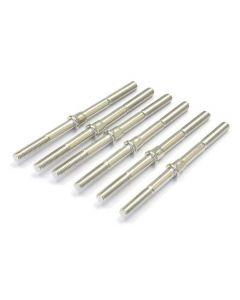 Kyosho SX016 Turn Buckle Rod (6pcs/ Scorpion XXL)