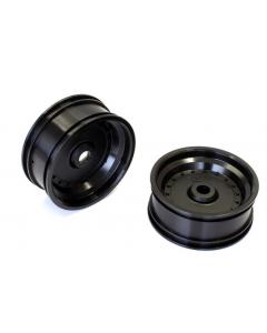 Kyosho SXH001BK Front Wheel Black (2pcs/Scorpion XXL)