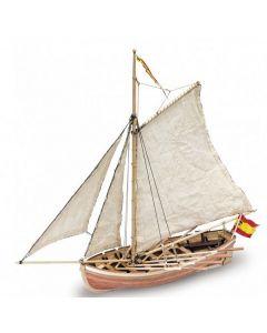 Artesania Latina 18010 San Juan Nepomuceno's Boat Model 1/25
