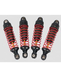 LATRAX 7665 Shocks, GTR hard-anodized (4pcs) 1/18