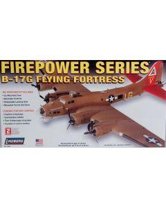 Lindberg 75309 B-17 Super Fortress 1/64