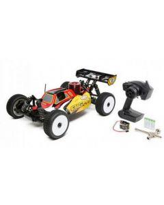 LOSI  04010 8IGHT 1/8th Nitro Buggy RTR