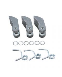 LOSI LOSB3323 Clutch Shoe & Spring Set, Alum(3): LST/2, AFT, MGB