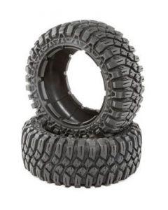 Losi LOS45017 Tyre, Creepy Crawler (2)- DBXL-E 1/5