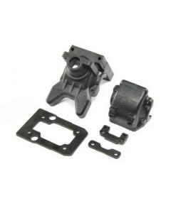 Losi TLR232134 Rear Gear Box Set, 22X-4