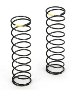 Losi TLR5167 Rear Shock Spring, 2.0 Rate, Yellow