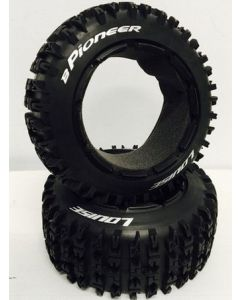 Louise LT3267I B-Pioneer 1/5 Buggy Front Sport tyre (2pcs)
