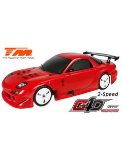 Team Magic 1/10 Nitro - 4WD Touring - RTR - Pull Start - 2-Speed - G4D TC RX7