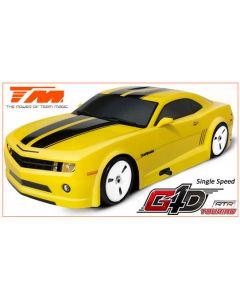 Team Magic G4D TC CMR Drift Car RTR - Pull Start - 1-Speed 4WD  1/10 Nitro On-Road