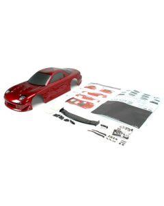 Team Magic 503321DRA E4D Mazda RX7 Painted Body Shell (Dark Red/ No Holes) 190mm 1/10
