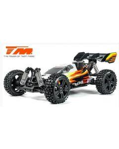 Team Magic 1/8 Nitro - 4WD Buggy - RTR - Pull Start - B8JR