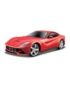 Maisto 81073 RC Ferrari F12 Berlinetta w/ 2 channel 27MHz Radio 1/24