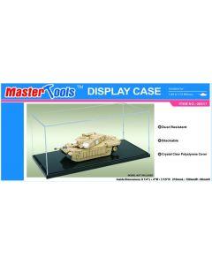 Master Tools 09817 Display Case 210mmL x 100mmW x 80mmH