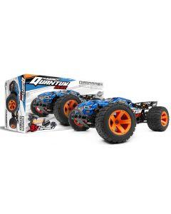 Maverick Quantum XT FLUX 1/10 4WD Brushless Stadium Truck Blue / Orange