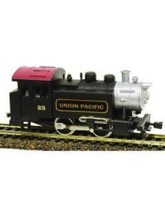 Model Power 96510 0-4-0 Tank Switcher UNION PACIFIC Locomotive HO Scale
