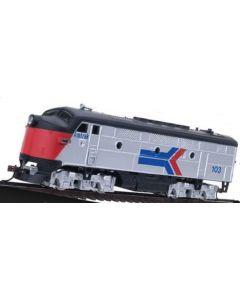 Model Power 96806 F2-A Locomotive Amtrak HO Scale