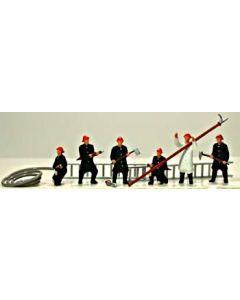 Model Power 5738 HO Scale Firemen