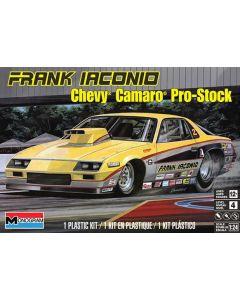 Monogram 85-4483 Frank Iaconio Chevy Camaro Pro-Stock 1/24