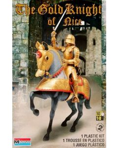 Monogram 85-6525 The Gold Knight of Nice 1/8